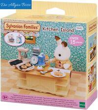 Sylvanian Families 5442 Kochinsel Kitchen Island Küche Epoch Neu OVP