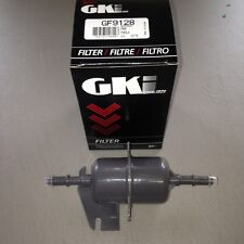 GKI GF9128 Gas/Fuel Filter fits 2012 2013 Fiat 500 68086606AA GF387 33176