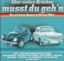 Über sieben Brücken musst du geh'n-Songs aus Ost und West Niemann, Karste.. [CD]