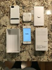 Apple iPhone 5s - 32GB Silver, Factory Unlocked Model A1533