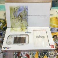 BANDAI Wonder Swan Color Final Fantasy Limited model console Boxes set