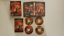 Dungeon Siege II Box + The Battle for Aranna Comicbook