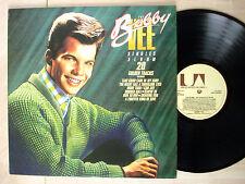 Bobby Vee Singles Album UK LP Take Good Care Of My Baby UAG 30253 1980 EX/NM