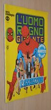 L'Uomo Ragno Gigante Serie Cronoligica n. 34 - con poster