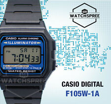Casio Digital Watch F105W-1A