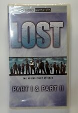 Lost - The Series Pilot Episodes, Part I & Part II (UMD Video for PSP) New