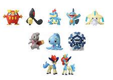 SALE ! Set of 10  M013-143 Figures Toys Pokemon Keldeo/Manaphy/Jirachi & more!
