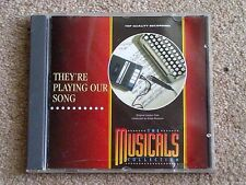 They're Playing Our Song - The Muscal Collection (CD) conducted by Grant Hossack