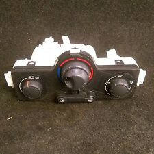 RENAULT SCENIC HEATER CONTROLS 2004 A/C HEATED WINDOW (No.1)