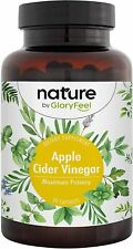 Apple Cider Vinegar Capsules for Weight Loss & Cleanse - 100% Extra Strength