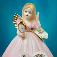 Josef Originals Birthday Angels 12 Figurine 12th George Good era with Tag