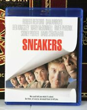 SNEAKERS -- BLU-RAY  -- I SHIP BOXED