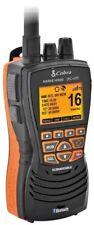 VHF COBRA MARINE PORTATILE 6W MR HH600 GPS BT EU BLUETOOTH GALLEGGIANTE NAUTICO