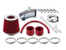 GSP Red Short Ram Air Intake Kit + Filter 01-04 Mazda Tribute 3.0 V6