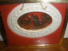 Lenox Skater Ornament in box