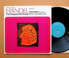 VSL 11009 Handel Harpsichord Suites Vol. 2 Anton Heiller 1959 Vanguard NM/EX