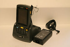 Motorola Symbol Zebra MC7090 PU0DJRFA7WR PDA SCANNER CODICE A BARRE + CRADLE