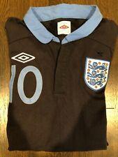 Authentic Umbro England Wayne Rooney Jersey Shirt Sz.42/M