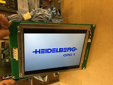 "Heidelberg CPTronic screen ""NEW"" CP Tronic"