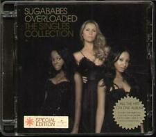 SUGABABES Overloaded The Singles Collection  CD 15 Track Album (Jewel Case Scuff