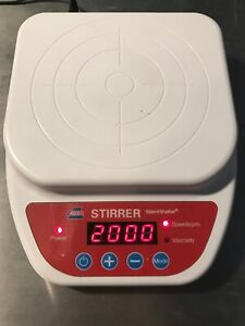Crystal Technology MS-01TU Magnetic Stirrer 0-2000rpm