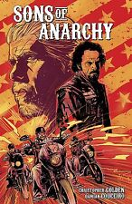 SONS OF ANARCHY VOL #1 TPB Boom! Studios TV Comics Collects #1-6 TP