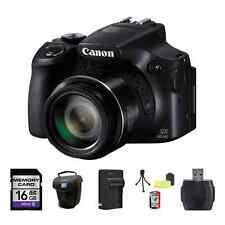 Canon PowerShot SX60 HS Digital Camera 16GB Package