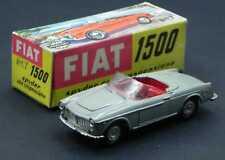 Mercury Fiat 1500 Spyder sospensioni fondo nero MIB n. 7 1/48 Italy anni 50
