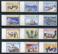 Kaiman-Inseln Cayman 2003 Entdeckung Discovery Geschichte Musik 953-964 MNH