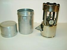 SUPER CLEAN COLEMAN No.530 MODEL A 46 CAMPING STOVE CASE & FUNNEL