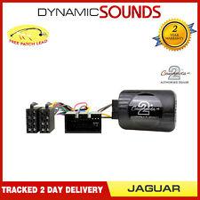 ctsjg002.2 PALANCA Adaptador con teléfono botón Soporte Para Jaguar X-Type