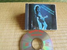 LED ZEPPELIN OXFORD BLUES Rare live collector CD
