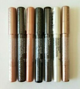NYX Infinite Creamy Eye Shadow Stick Eyes Makeup ~ Pick Your Colour~ 0.19 oz