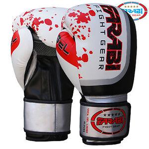 Farabi Gel Boxing Gloves for Training Punching Sparring Gloves