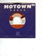 SUPREMES - STOP! IN THE NAME OF LOVE / BACK IN MY ARMS AGAIN