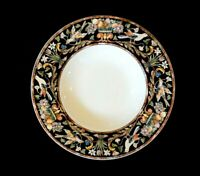 Beautiful Villeroy Boch Gallo Intarsia Rimmed Soup Bowel