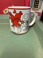 Ziggy & Friends Coffee Mug 2005 K8