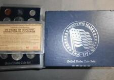 United States Coins Twenty Five Years 1968 to 1992 COA Business Strike Preowned