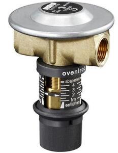 Oventrop Oilstop Membran Antiheberventil Ölleitung Absicherung 1-4 Meter 2104203