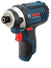 NEW Bosch PS41 PS41B 12V 12 Volt MAX Lithium Cordless Impact Driver (BareTool)