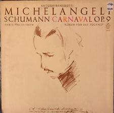 ARTURO BENEDETTI MICHELANGELI / Schumann Carnaval / Angel S-37137