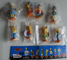 The Simpsons Character Capsule Toys set of 8