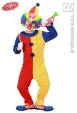 Widmann - Costume Clown in Taglia 5/7 anni