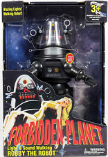 Robby The Robot Action Figure Lights Sounds Walmart Exclusive NEW