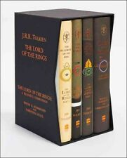 Lord of the Rings Boxed Set 9780007581146 by J. R. R. Tolkien, Hardback, NEW