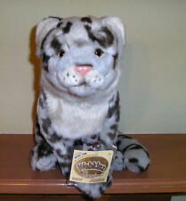 Webkinz Signature Snow Leopard With Sealed Code Tag