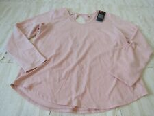 UNDER ARMOUR WOMENS PINDOT OPEN BACK LONG SLEEVE 1317881 NWT
