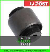 Fits NISSAN TERRANO III/PATHFINDER R50 - Rubber Suspension Bush Rear Upper Arm