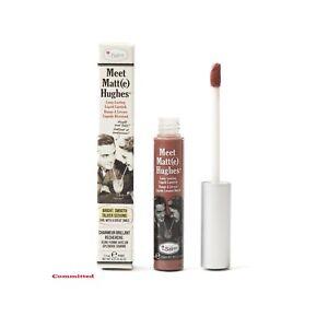 the BALM Meet Matt(e) Hughes Long Lasting Liquid Lipstick - Choose Your Shade!