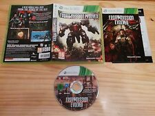 Front Mission Evolved - Xbox 360 Complete with Manual